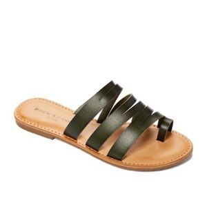 NWT Rock & Candy Benzie Sandals
